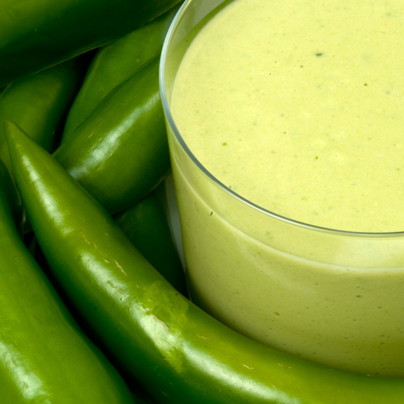 Green Chili Crema
