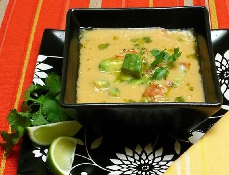 Chipotle Corn Soup Recipes — Dishmaps
