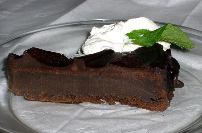 Kell's Guinness Chocolate Cake