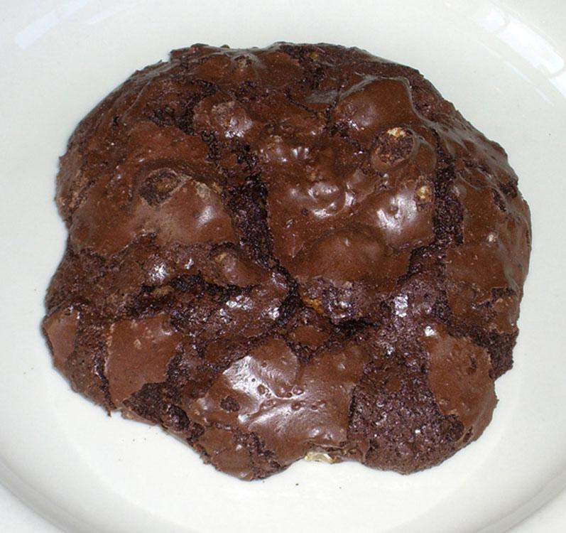 Nuvrei's Flourless Chocolate Cookie