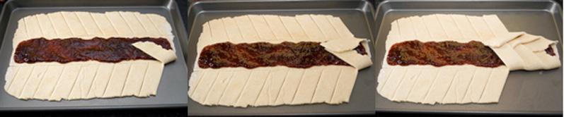 Raspberry Cream Cheese Coffee Cake Step-by-Step (8-10)