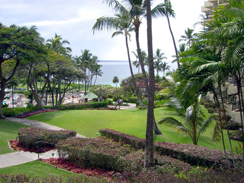 Wailea Renaissance Resort, Elua Beach, Maui Hawaii