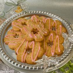 Sweet Almond Parmesan Cookies