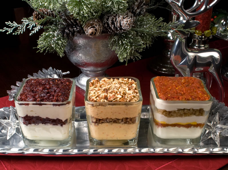New Years Eve Quartet of Entertaining Spreads | LunaCafe