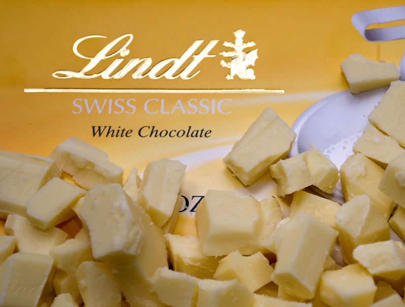 Lindt White Chocolate