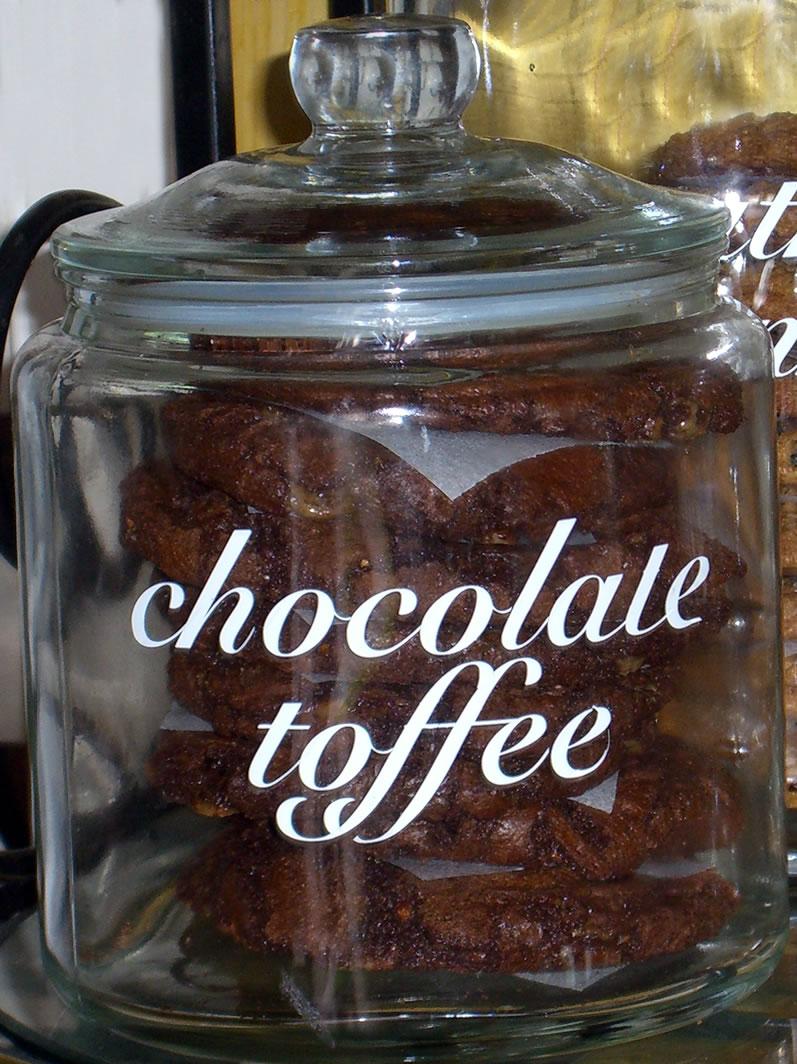 Arcadia Farms Chocolate Toffee Cookies