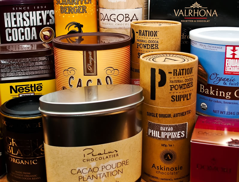 The Wonderful World of Unsweetened Cocoa Powder