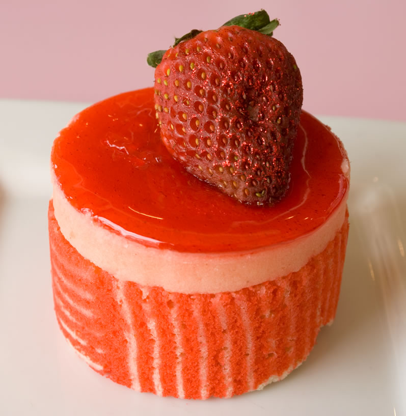 Scratch Pastries Strawberry La Fraise