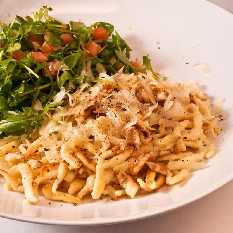 Old World Spaetzle: The New Pasta? | LunaCafe