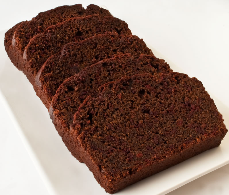 Heavenly chocolate beet tea loaf three variations for Gluten free chocolate beetroot cake