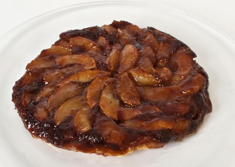 Caramelized Apple Cider Tart   LunaCafe