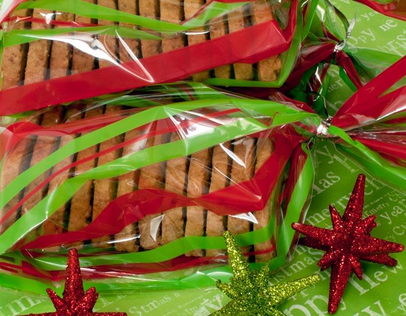 Coconut Vanilla Lime Shortbread