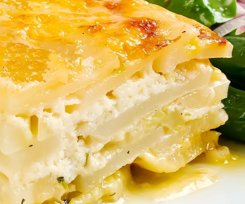 Thanksgiving Recipe Roundup: Quintessential Potato Gratin