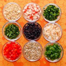 Embellishments for Heavenly Mulligatawny Soup