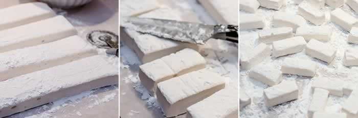 Homemade Vanilla Marshmallows | LunaCafe