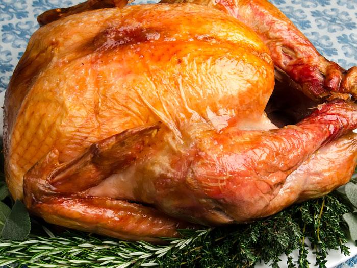 The Perfect Roast Turkey | LunaCafe