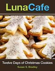 LunaCafe Twelve Days of Christmas Cookies iBook