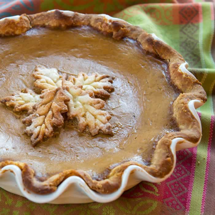 Classic, Perfect Pumpkin Pie
