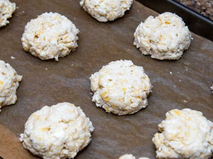 Cheddar Bay Biscuits, Scooped & Ready to Bake