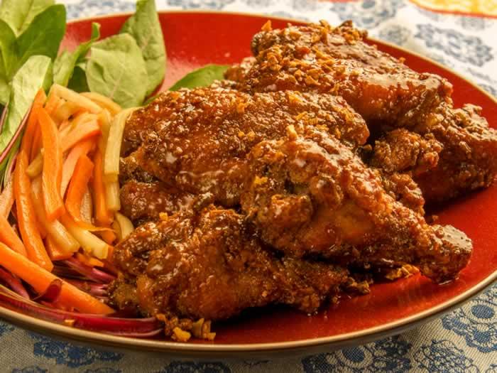 Pok Pok's Famous Vietnamese Chicken Wings