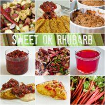 Rhubarb Roundup | LunaCafe