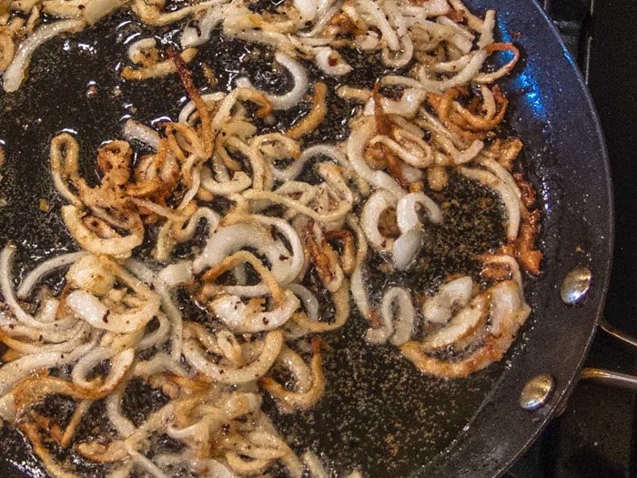 Frizzled Onions (Tobacco Onions)