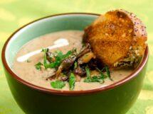 Really Wild Mushroom Soup: Two Fabulous Ways