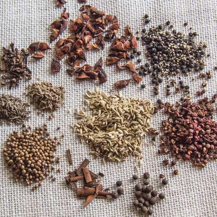 LunaCafe Chinese Ten-Spice