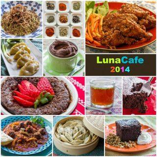 LunaCafe Top Posts 2014