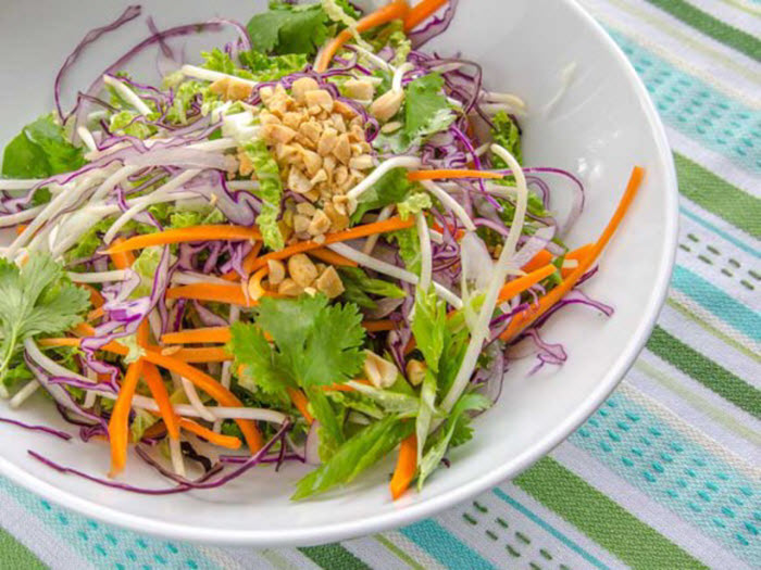 LunaCafe Top Posts 2014: Vietnamese Chicken Salad