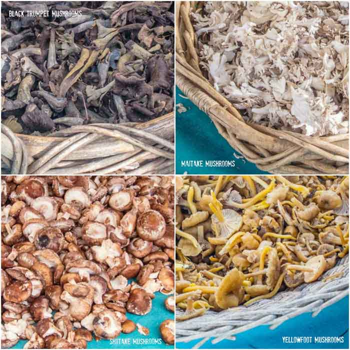 Hedgehog Mushroom, Leek, Cheddar & Rosemary Tart   LunaCafe