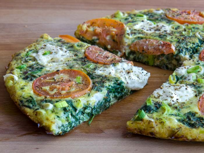 The Only Frittata Recipe You'll Ever Need | LunaCafe