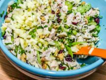 Autumn Chicken Salad Sandwich   LunaCafe