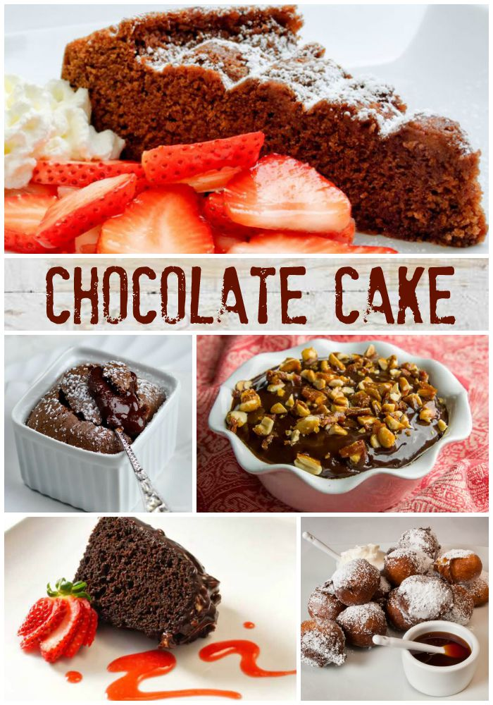 Chocolate Cake Archive
