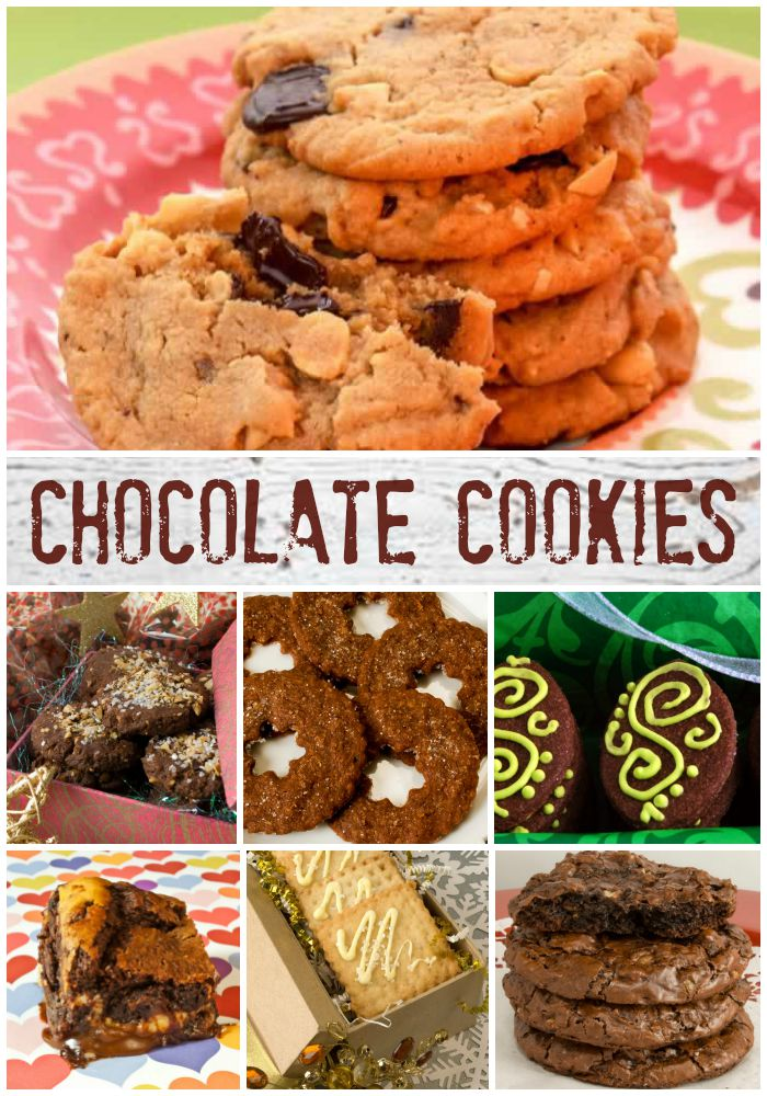 Chocolate Cookies Archive