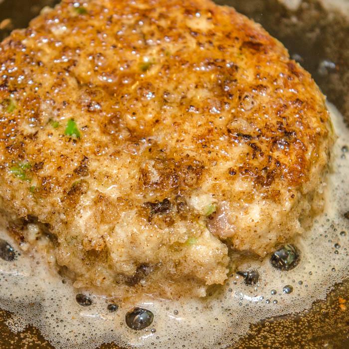 Albacore Tuna & Shiitake Mushroom Sliders | LunaCafe