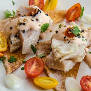 Fresh Albacore Tuna Confit (Tuna Conserva) | LunaCafe