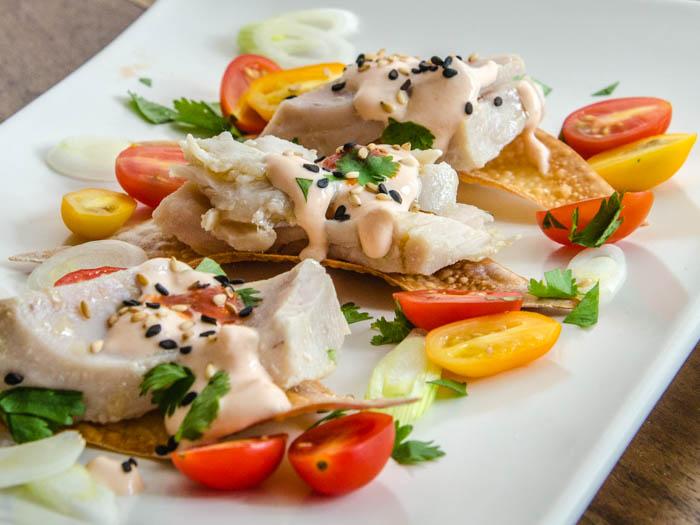 Albacore Tuna Confit (Tuna Conserva) | LunaCafe