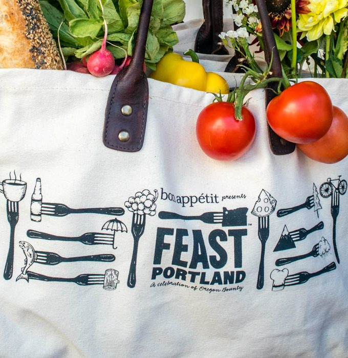 Feast Totes by Will