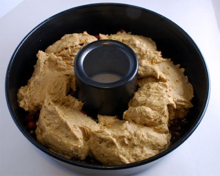 Spiced Pumpkin Sour Cream Upside-Down Coffee Cake   LunaCafe